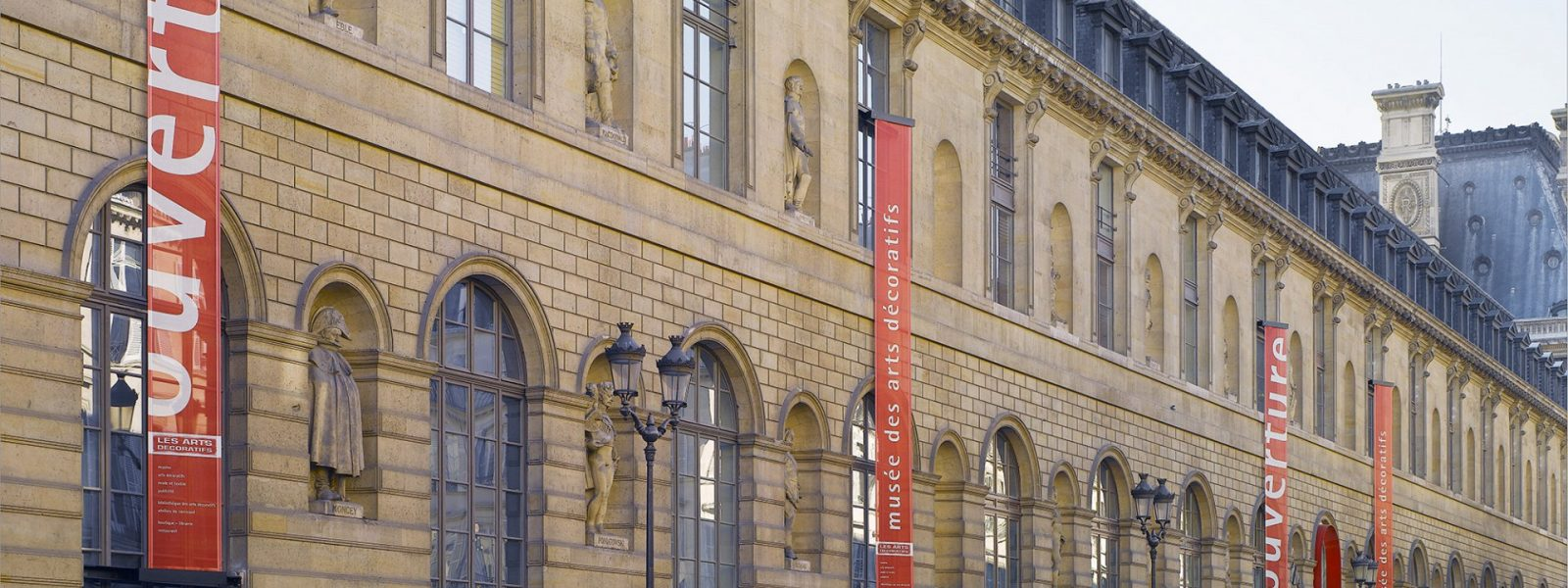 巴黎裝飾藝術博物館Musée des Arts Décoratifs