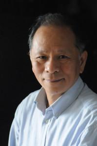 阮義忠肖像,袁瑤瑤攝,2008