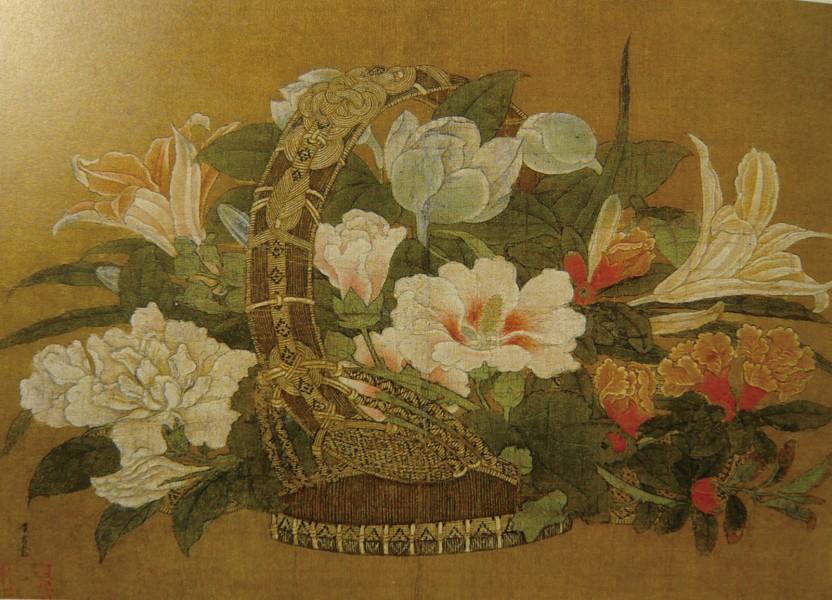 唐宋古畫中所見花器(下)