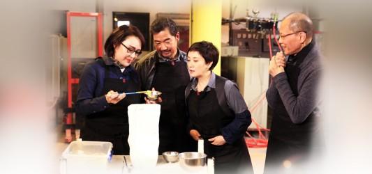 張毅、楊惠姍  出演北京《非凡匠心》真人實境秀